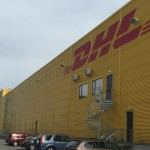 DHL Logistikakeskus