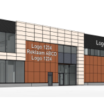 Laagna Prisma kaubanduskeskuse laiendus